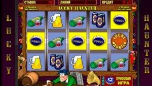 игровой автомат lucky hunter