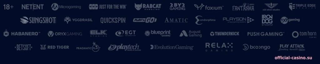 провайдеры и игровой софт mr bit casino