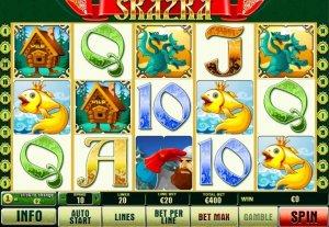 игровой автомат Сказка (Skazka)
